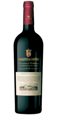 Vino tinto Marqués de Griñón Dominio Valdepusa Cabernet Sauvignon (0,75)