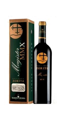 Red wine Hacienda Zorita Magister (0,75)