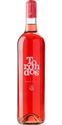Rosé wine Cigales Viña Torondos 2 years. (0,75)