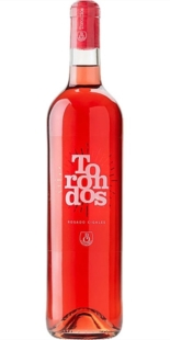 Rosé wine Cigales Viña Torondos 2 years. (0,75)