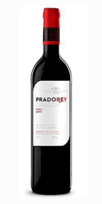Red wine PradoRey Roble (0,75)