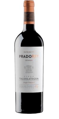 Red wine PradoRey Crianza / Real Sitio de Ventosilla (0,75)