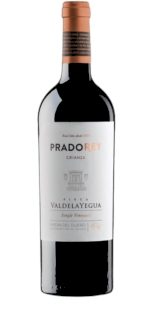 Red wine PradoRey Crianza / Real Sitio de Ventosilla (0,75)