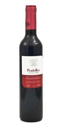 Red wine PradoRey Crianza 0.5 Cl
