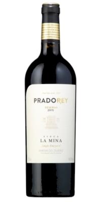 Red wine PradoRey Reserve (0,75)