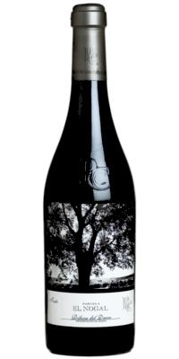 Vino tinto Pago de los Capellanes El Nogal 2015 (0,75cl)