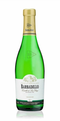 White wine Barbadillo 3/8 Halves