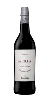 Sweet wine Pedro Ximenez la Cilla / Barbadillo (0,75)