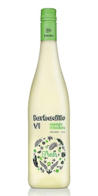 Vino blanco Verdejo Frizzante 6.5º Barbadillo Vi 0.7 cl