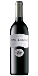 Red wine Montesierra Young Cabernet Tempranillo Merlot