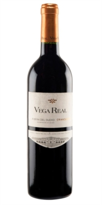 Red wine Vega Real Crianza
