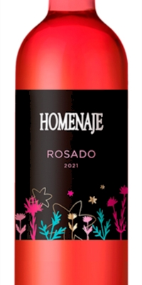 Homenaje Young Rose wine / La Navarra (0,75)