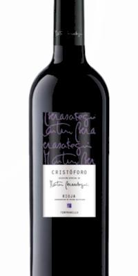 Vino tinto Rioja Joven Cristóforo Martin Berasategui