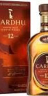 Cardhu Single Malt Scotch Whisky 70 Cl