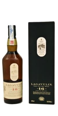 Lagavulin Malt Whisky 16 Años