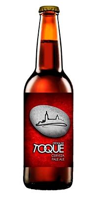 Z-Rubia traditional Beer 33 cl. (6 bottles) Abadía Dia Aribayos