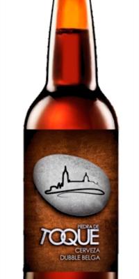 Cerveza Abadia Piedra de toque 33 cl. Tostada c. 6 un.