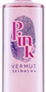 Vermut Rosé Pink 0.7 cl /Aribayos