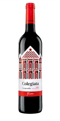 Red wine Colegiata Young Fariña (0,75)