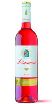 Rosé Diamante (Semi-sweet)