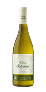 White wine Viña Soledad