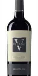 Vino tinto viña Vilano crianza 2016 (0,75cl)