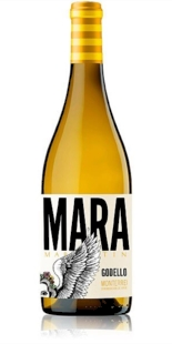 White wine Godello Mara Martin