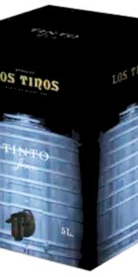 Bag in Box 5 L. Los Tinos ( Tipo Rioja Joven)