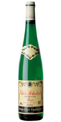 White wine Viña Sole Tete de Cuvee