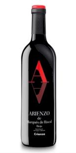 Red wine Marqués de Arienzo Crianza Rioja 0.7 cl